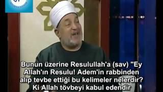 Sünni Alim: Hz  Ademin tövbesinin kabulu için Ehlibeyte tevessül etti.