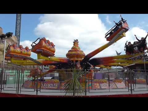 Fantasy Island 2017   Skegness Market and Theme Park