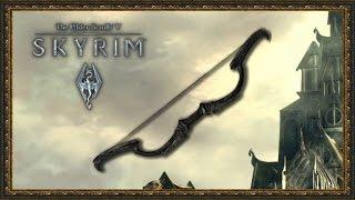 TES 5: Skyrim #Dragonborn - Двемерский черный лук судьбы