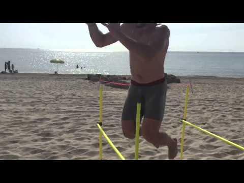 Alex Galchenyuk training in Miami, FL. July 28, 2015. Video #6