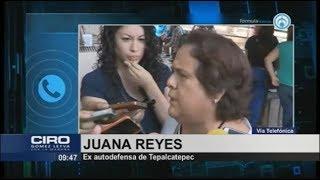 """""""Causan más daño las palabras de Silvano Aureoles, que las balas"""": exautodefensa de Tepalcatepec"""