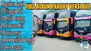 """Terbaru Kumpulan Lagu Parody Versi Nama"""" PO Bus Indonesia"""