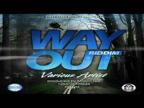 SILENT KILLER | TRIBUTE KUMAFANS | WAY OUT RIDDIM 2017 JUNE BY MARLON T