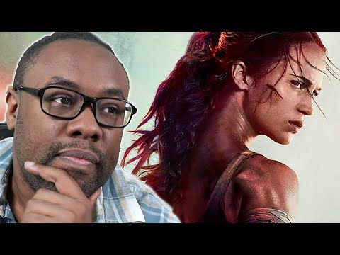 TOMB RAIDER and the Future of VIDEO GAME MOVIES (Trailer Talk)