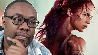 TOMB RAIDER - The FUTURE of VIDEO GAME MOVIES?? (Trailer Talk)