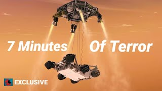 Perseverance Rover: 7 minutes of Terror And Mission Overview