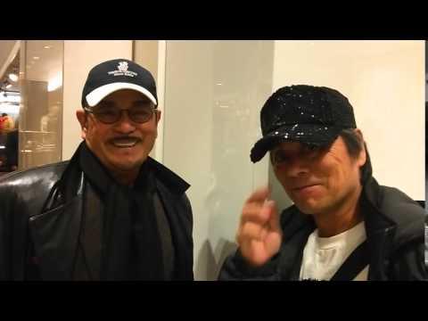 Sonny Chiba et Kenji Oba attendent les fans au Paris Manga