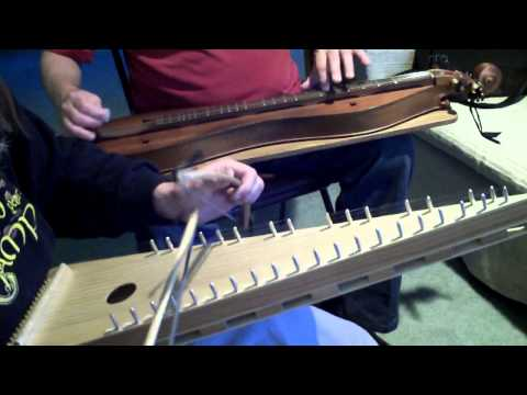 Morgan Megan, Dulcimer & Bowed Psaltery