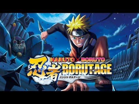 Naruto NxB NV Android Stream:Gameplay Review!!n