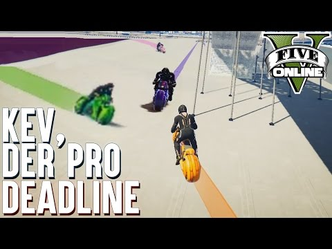 KEV DER PRO DEADLINE MEISTER ★ GTA 5 DEATHLINE (+Download) ★ GTA Online LPmitKev