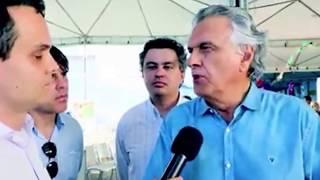 Caiado nega interesse em filiação ao PMDB