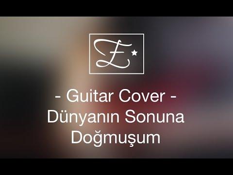 maNga - Dünyanin Sonuna Dogmusum (Guitar Cover)