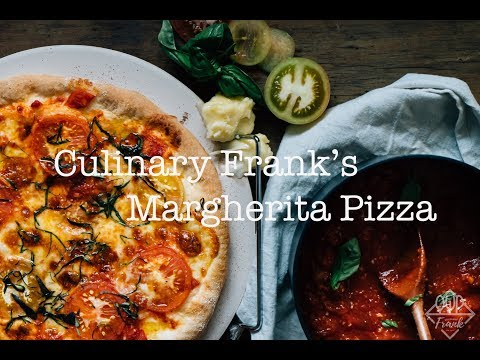 Cách làm Pizza Margherita