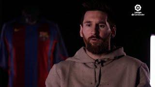 Messi Detalló Algunos Secretos De Su Carrera En Una Entrevista Con La Liga
