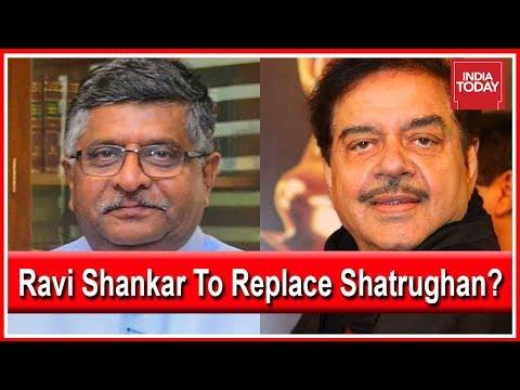 BJP LS Candidate List   Law Minister Ravi Shankar Prasad Likely To Replace Shatrughan At Patna Sahib Mp3