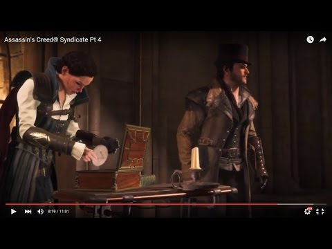 Assassin&39;s Creed® Syndicate Pt 46 Reuge&39;s Vault  Discs