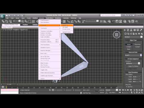 Ask DT: 3ds Max - How To Enable The Display For IK Goals And Dummy Objects