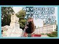 WE VISITED THE DANISH ROYAL FAMILY  Denmark Vlog 5