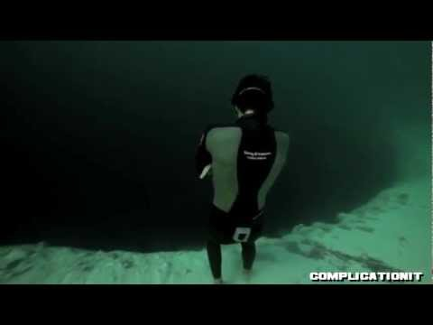 COMPLICATIONIT © ✖ JUMPING AT DEAN'S BLUE HOLE ✖ HD