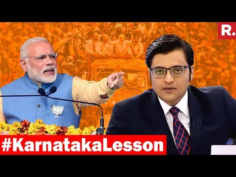 Will Smaller Party Unity Halt Modi Wave? | Exclusive Sunday Debate With Arnab Goswami