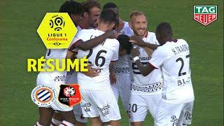 Montpellier Hérault SC - Stade Rennais FC ( 0-1 ) - Résumé - (MHSC - SRFC) / 2019-20