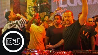 Luciano B2B Loco Dice Live From Luciano Presents Vagabundos At The Surfcomber, Miami