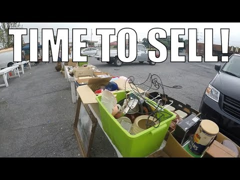 SELLING OLD INVENTORY AT AUCTION - Tailgate Auction Buy & Sell