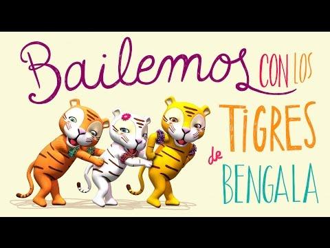 ¡A Bailar con Los Tigres de Bengala! - Video Musical Infantil