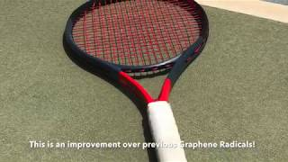 HEAD Graphene 360 Radical Pro Review
