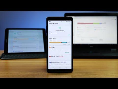 Samsung Cloud Gallery Download & Samsung Cloud Drive Tutorial