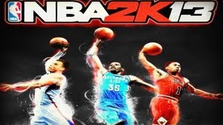 #NBA2K13 Demo, Initial Online & Gameplay Impressions