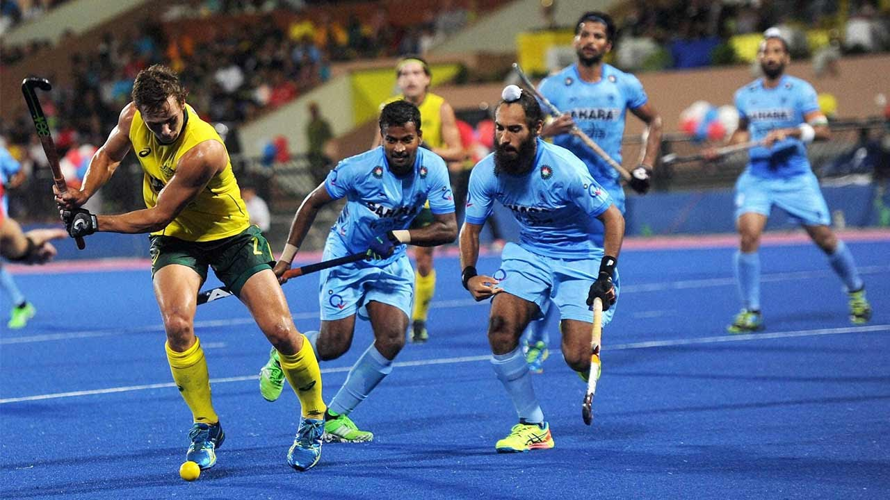 India vs Australia Men's hockey Champions Trophy 2016: Match Preview |  वनइंडिया हिन्दी