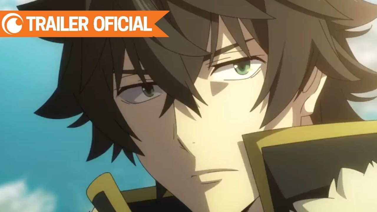 The Rising of the Shield Hero | TRAILER OFICIAL
