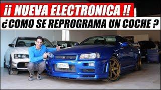 ¡¡ NUEVA ELECTRÓNICA PARA MI COCHE !!   Supercars of Mike