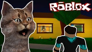 😲BLOXBURG GAME AND SOMEONE SPIES ME IN MY HOUSE - ROBLOX