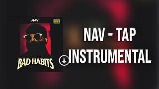 Nav Ft. Meek Mill - Tap (Instrumental) [BEST ON YOUTUBE]