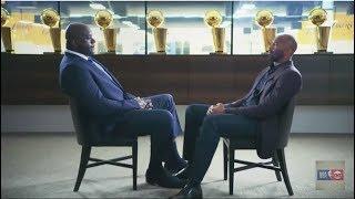 Kobe & Shaq; Activism In The NBA | Inside the NBA | NBA on TNT