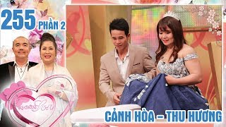 The husband coddles himself and makes his wife feed him|Canh Hoa - Thu Huong| VCS #255 😤