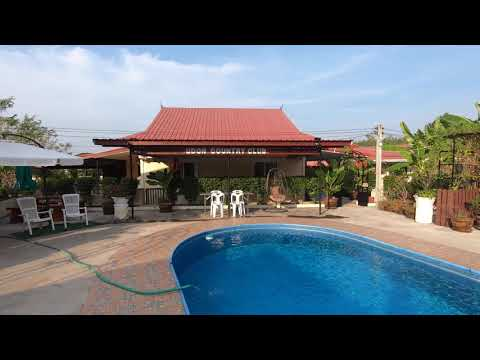 UdonThani/Nongkhai  Holiday accommodation Private pool Villa Rentals with Car Hire