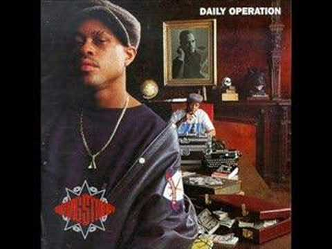 Клип Gang Starr - Take Two And Pass