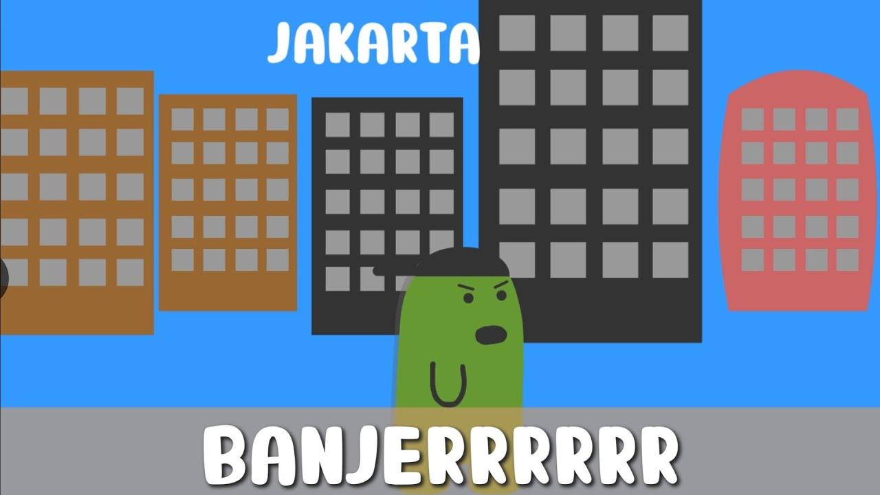 Banjir Jakarta salah gubernurnya