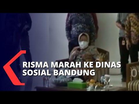 Mensos Risma Marah Bantuan PKH Belum Didistribusikan, Begini Kata Dinsos Bandung