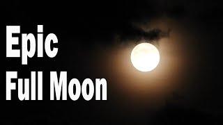 «قمر رمضان» يشهد ظاهرة الـ Blue moon.. يكتمل مرتين (فيديو)  | المصري اليوم
