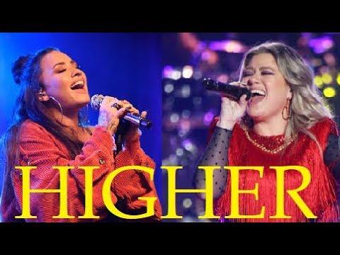 Female Singers Hitting HIGH NOTES In HIGHER Key!!