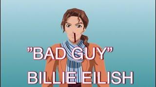 Billie Eilish - bad guy 読んでみた【天見浩司 CV堀川りょう】