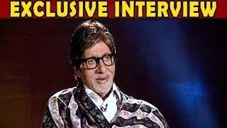 Bhoothnath Returns | Amitabh Bachchan EXCLUSIVE INTERVIEW
