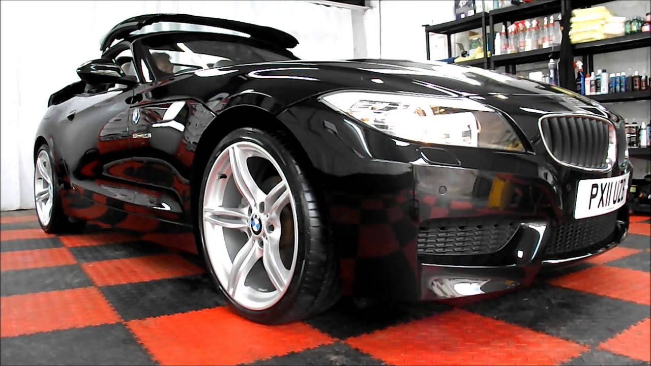 BMW Z4 - Enhancement & Ceramic Coating Detail by MP Auto ...