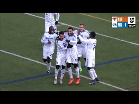 2017 U SPORTS Men's Soccer Championship - Final
