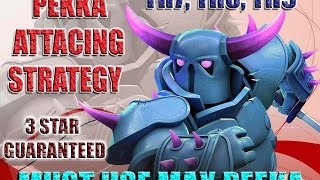 Peeka Attack Strategy Clash of Clans - PeWi 4 Pekka 26 Wiz Attack Strategy - Gameplay Video #4