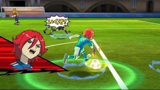 Inazuma Eleven Go Strikers 2013: Inazuma Japan Vs Chaos Wii 1080p (Dolphin/Gameplay)